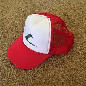282ae3a2001b6 Accessories - Ash Ketchum Adjustable SnapBack Pokémon Hat